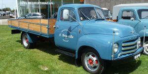 Opel Bliz RouwVrachtwagen